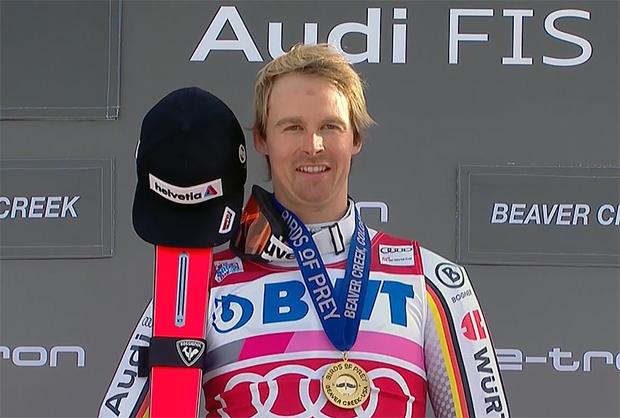 DSV zittert um Riesentorlauf Sieg von Stefan Luitz