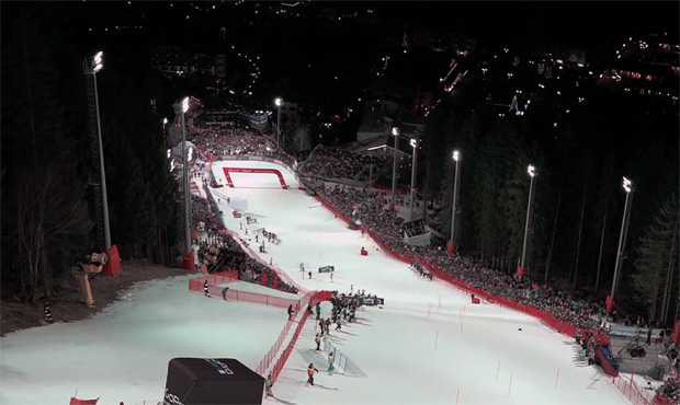 Madonna di Campiglio freut sich schon auf die Weltcuprennen