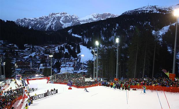 Madonna di Campiglio ist bereit für ein italienisches Ski-Fest der Sonderklasse (Foto: © Pentaphoto)