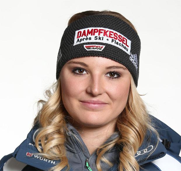Ann-Katrin Maag zog sich eine schwere Knieverletzung zu (Foto: Deutscher Skiverband)