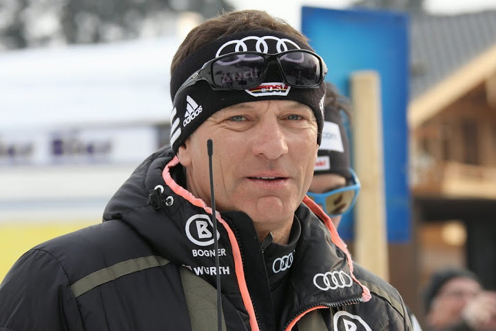 © Gerwig Löffelholz / DSV-Sportdirektor Wolfgang Maier