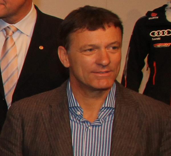 DSV Alpindirektor Wolfgang Maier