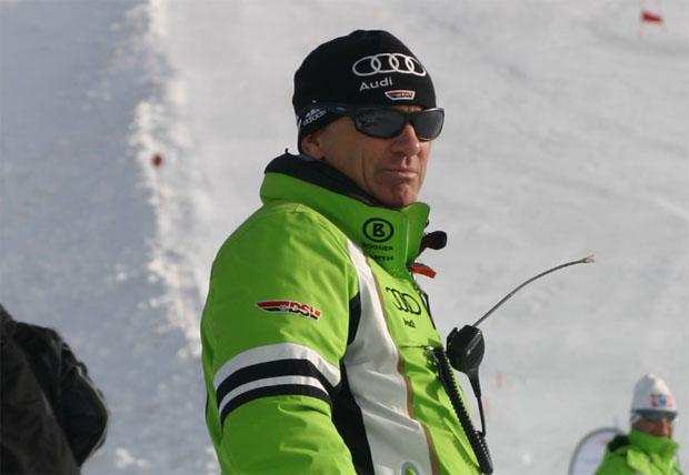 © Walter Schmid (TV-Sport) / Alpindirektor Wolfgang Maier