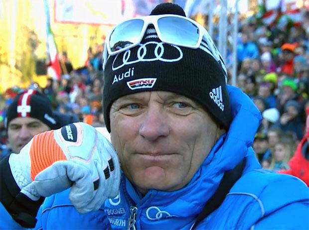 DSV-Alpindirektor Wolfgang Maier