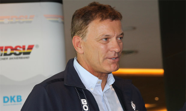 DSV Alpin-Chef Wolfgang Maier