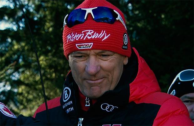 """DSV Sportdirektor Wolfgang Maier: """"Wir wollen nicht beteiligt sein an der weiteren Ausbreitung des Virus."""""""