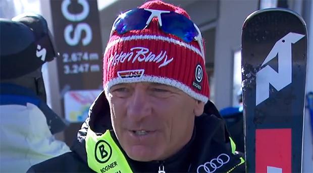 DSV-Sportdirektor Wolfgang Maier ist zurzeit nicht zu beneiden.