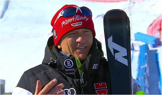 """DSV Vorstand Wolfgang Maier: """"Vorfreude und Spannung auf den Saisonstart im Ski Weltcup"""""""
