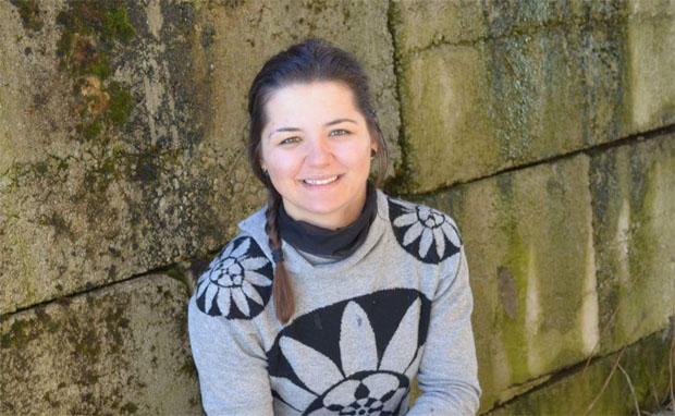 Sabrina Maier freut sich, wenn es im August wieder auf Skiern losgeht. (Foto: Sabrina Maier / privat)