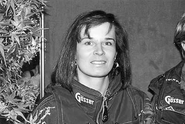 © Gerwig Löffelholz / Heute vor 25 Jahren verunglückte Ulli Maier (1967-1994) in Garmisch-Partenkirchen tödlich
