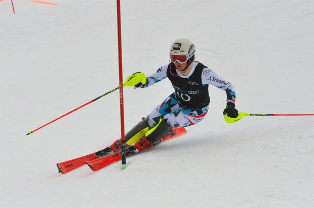©Anne Barwood / Chiara Mair gewinn in dieser Saison bereits einen ANC-Slalom in Coronet Peak