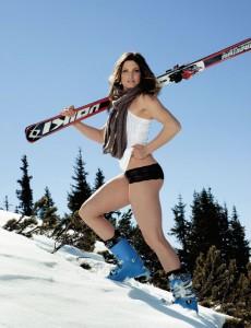 ©  Hubertus Hohenlohe - www.skilehrerinnen.at / Julia Mancuso