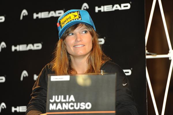 Julia Mancuso (USA)