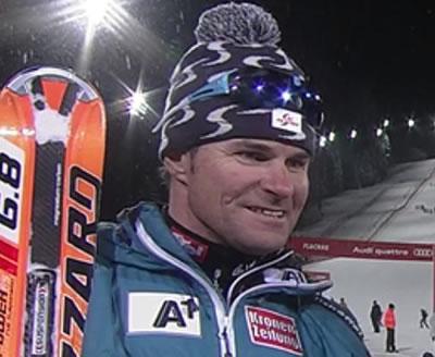 Herbert Mandl hofft auf die Speedrennen in Bad Kleinkirchheim