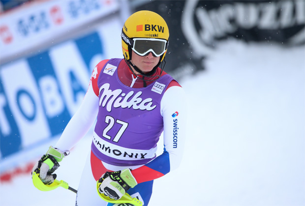 © Kraft Foods / Swiss-Ski News: Verfrühtes Saisonende für Nils Mani