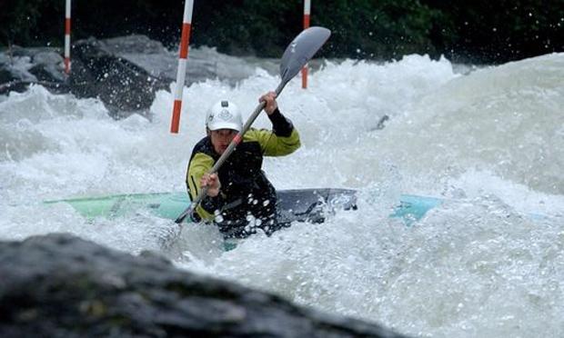 © Red Bull Contentpool: Marcel Hirscher ist beim Dolomitenmann im Einsatz