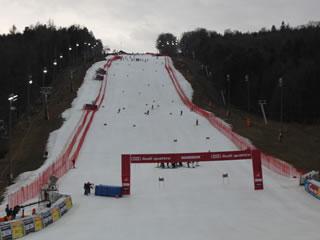 Keine Skiweltcup Rennen in Maribor