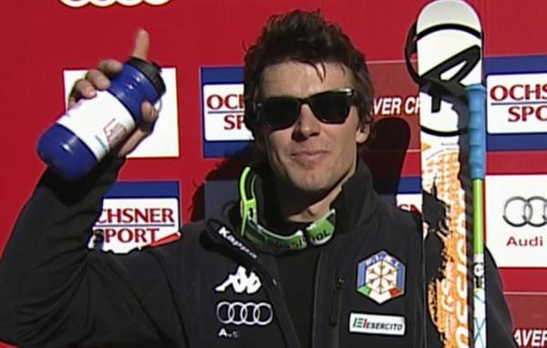 Sensationssieg für Italiener Matteo Marsaglia