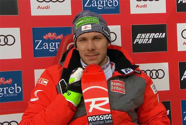 Michael Matt sichert sich österreichischen Meistertitel im Slalom