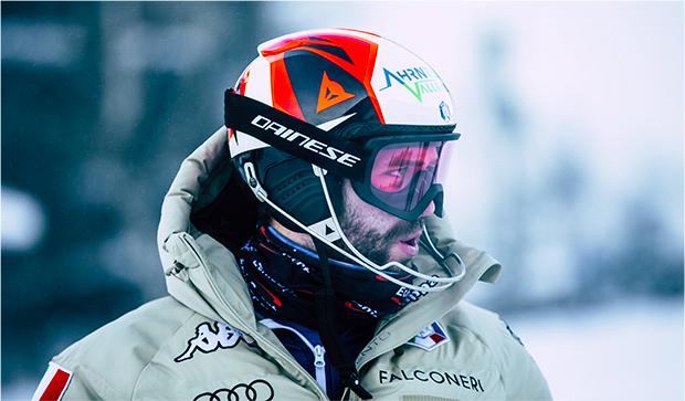 """Simon Maurberger im Skiweltcup.TV-Interview: """"Die Angleichung des FIS-Kalenders war längst überfällig!"""" (Foto: © ueberall GmbH)"""