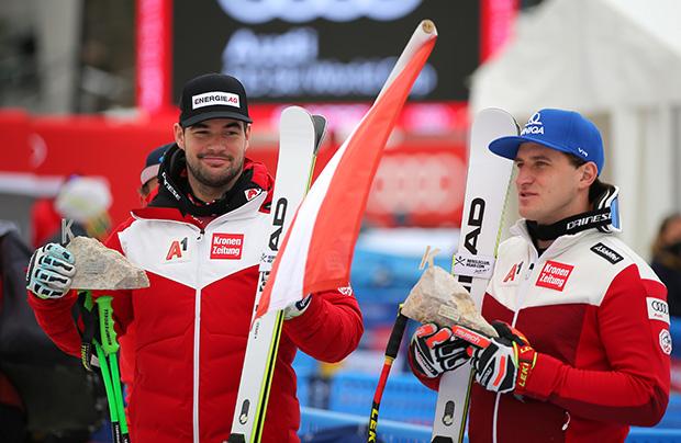 HEAD News: Kriechmayr & Mayer – Super-G-Doppelsieg in Garmisch (Foto: © HEAD/ GEPA pictures/Thomas Bachun)