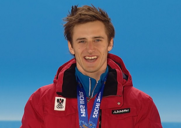 Olympiasieger 2014: Matthias Mayer (AUT)