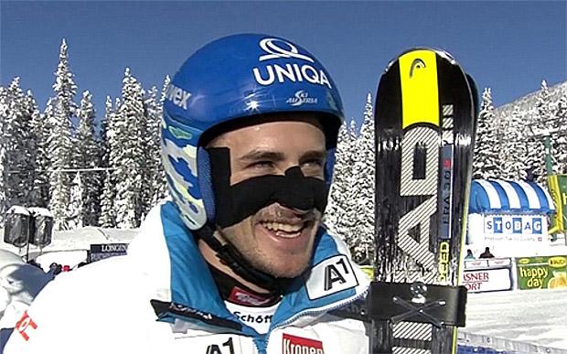 Matthias Mayer Zweiter im Super-G von Lake Louise