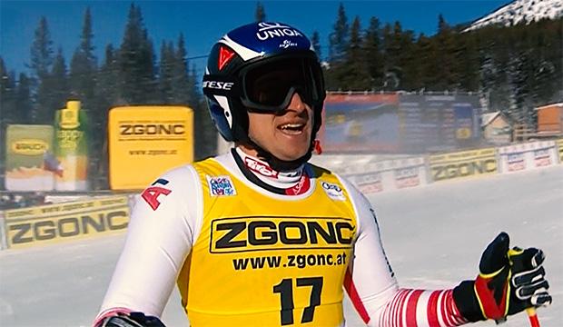 Platz 5 für Matthias Mayer bei der ersten Saisonabfahrt in Lake Louise