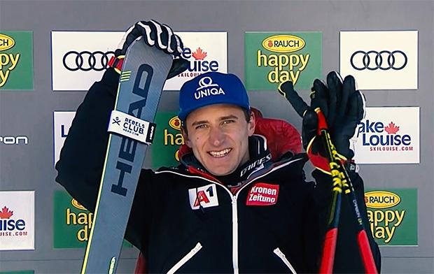 Matthias Mayer gewinnt ersten Super-G der Ski Weltcup Saison 2019/20 in Lake Louise
