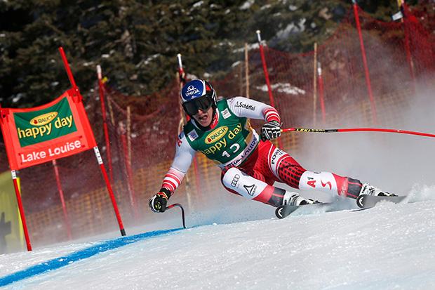 HEAD News: Matthias Mayer mit neuem Schuh zum Sieg in Lake Louise (© HEAD/Christophe Pallot/AGENCE ZOOM)