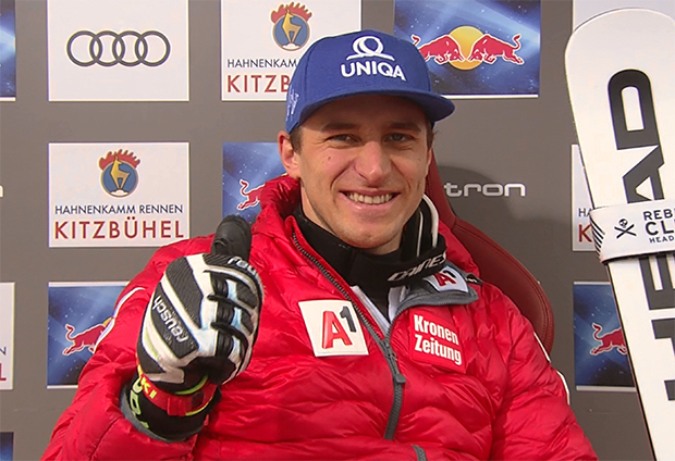 Matthias Mayer gewinnt Hahnenkammabfahrt 2020