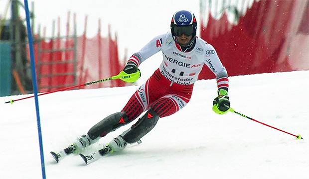Matthias Mayer als bester ÖSV-Starter bei Hinterstoder Kombi auf Platz sechs