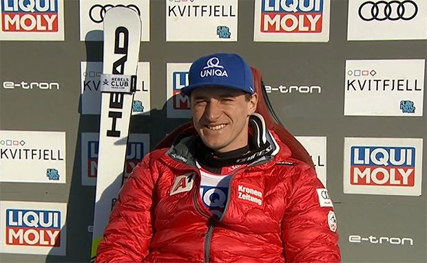 Matthias Mayer gewinnt letzte Saison-Abfahrt in Kvitfjell
