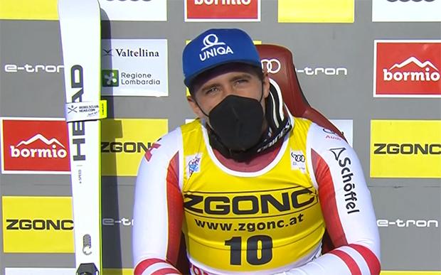 Matthias Mayer gewinnt Abfahrt in Bormio