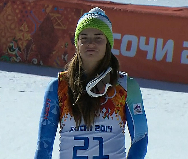 Tina Maze (SLO)