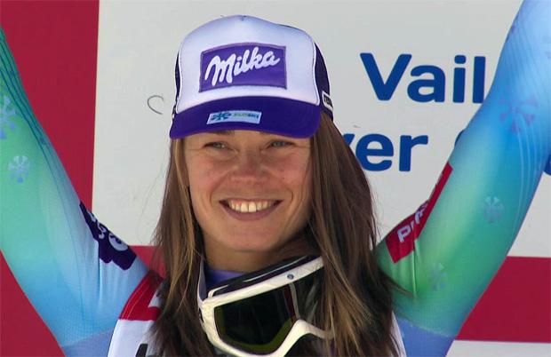 Ski WM 2015: Tina Maze gewinnt WM-Abfahrt vor Fenninger und Gut