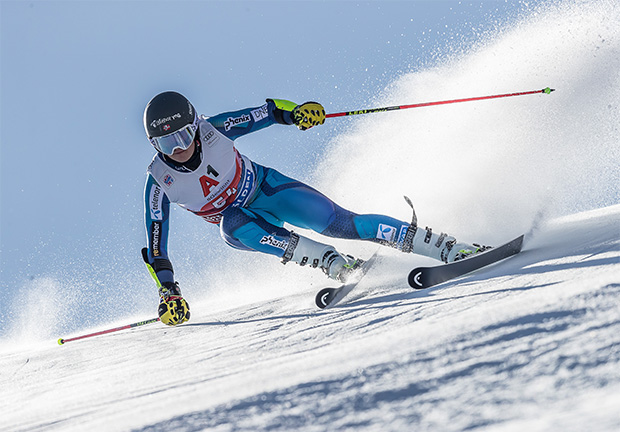 Atle Lie McGrath gewinnt 1. Europacup-Riesenslalom in Jasna (Foto: © HEAD/Hans Bézard)