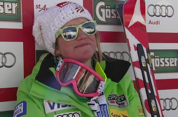 Alice Mckennis (USA)