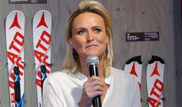 Alexandra Meißnitzer ist eine noch immer gefragte Sportlerin