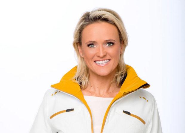"""Alexandra Meissnitzer im Skiweltcup.TV-Interview: """"Emotionen sind etwas sehr Individuelles!"""" (Foto: Ramstorfer/ORF)"""