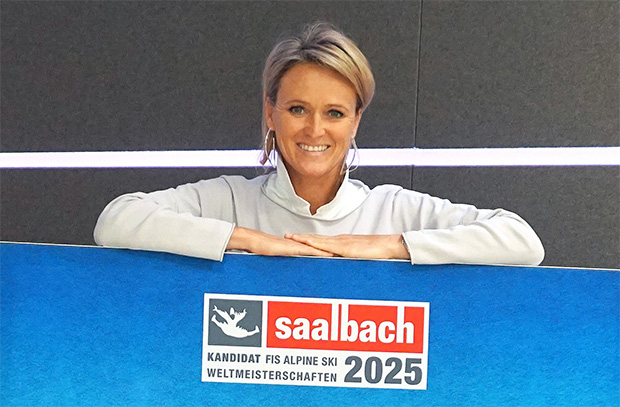 Alexandra Meissnitzer bleibt Saalbach treu (© Saalbach.com)