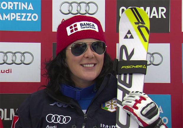 Daniela Merighetti blickt voll Zuversicht in die Zukunft