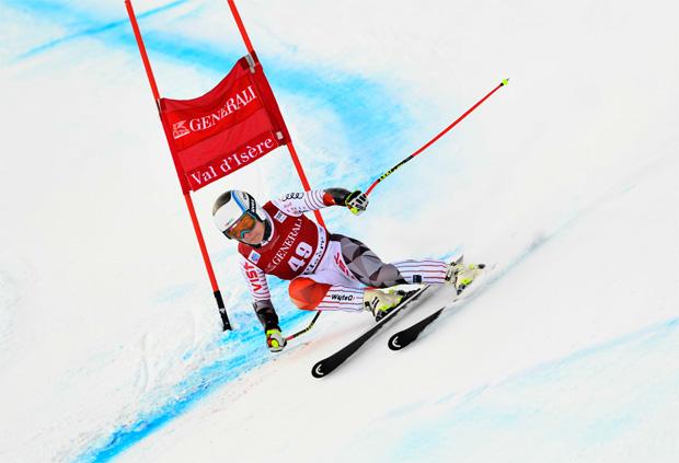 Kreuzbandriss beendet die Olympiaträume von Edit Miklós (© HEAD / AGENCE ZOOM)