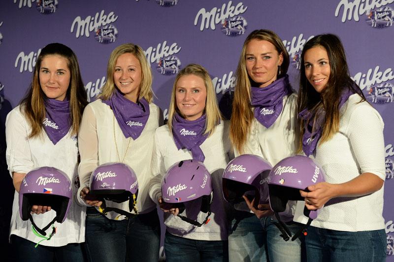 Milka Ski Stars gehen wieder ins Rennen um die Medaillen