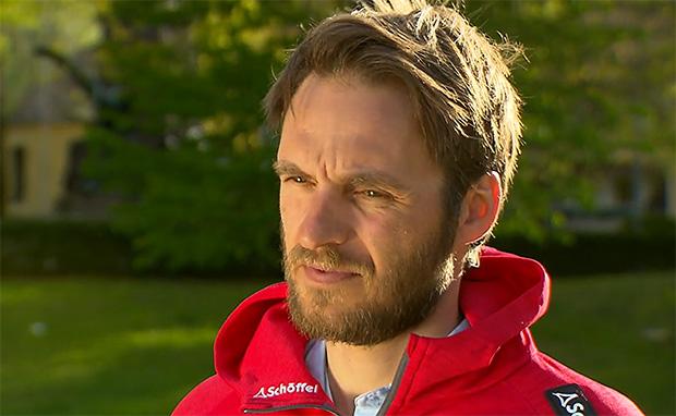 ÖSV-Damentrainer Christian Mitter und seine Ziel