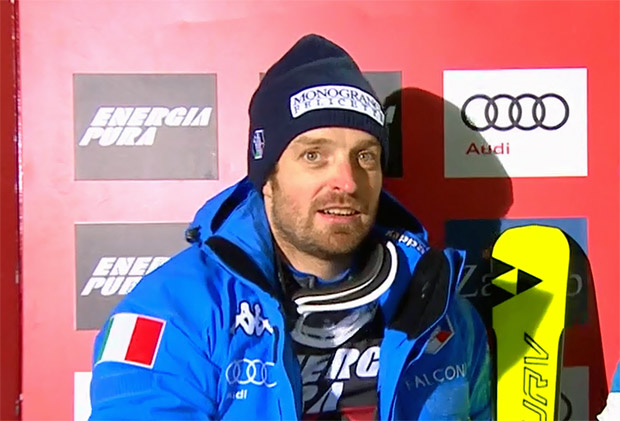 Manfred Mölgg will bereits beim Weltcupauftakt durchstarten