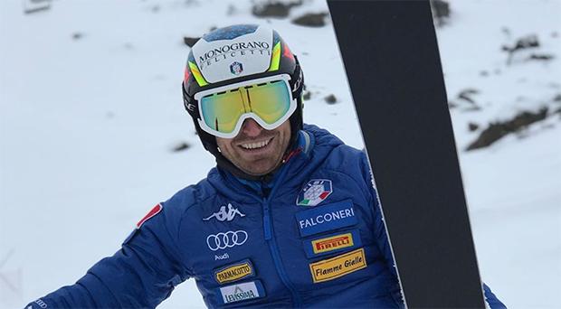 Manni Mölgg freut sich auf die Rennen am Chuenisbärgli (© Manfred Mölgg / instagram)