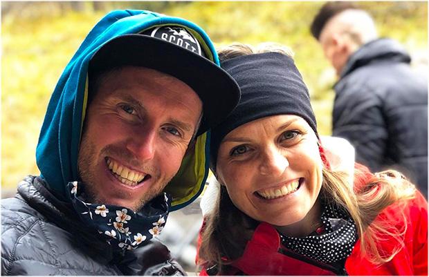 Manuela Mölgg und Werner Heel freuen sich über die Geburt ihres kleinen Ben (Foto: © Manuela Mölgg / instagram)