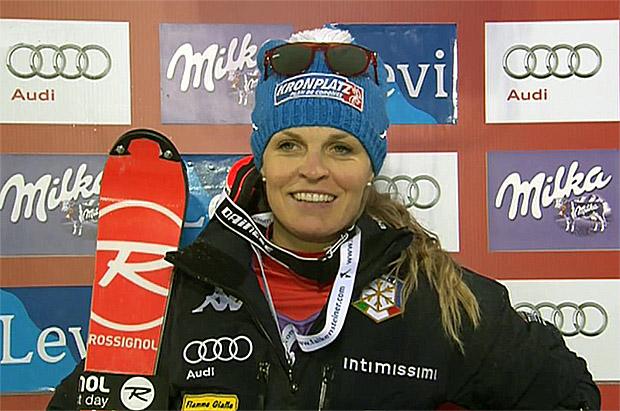 Manuela Mölgg meldet sich eindrucksvoll zurück