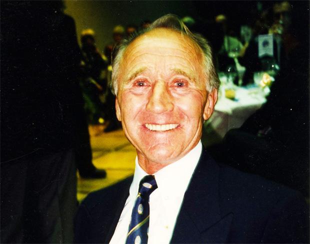 © hahnenkamm.com  / HAHNENKAMM NEWS: Anderl Molterer wird 85